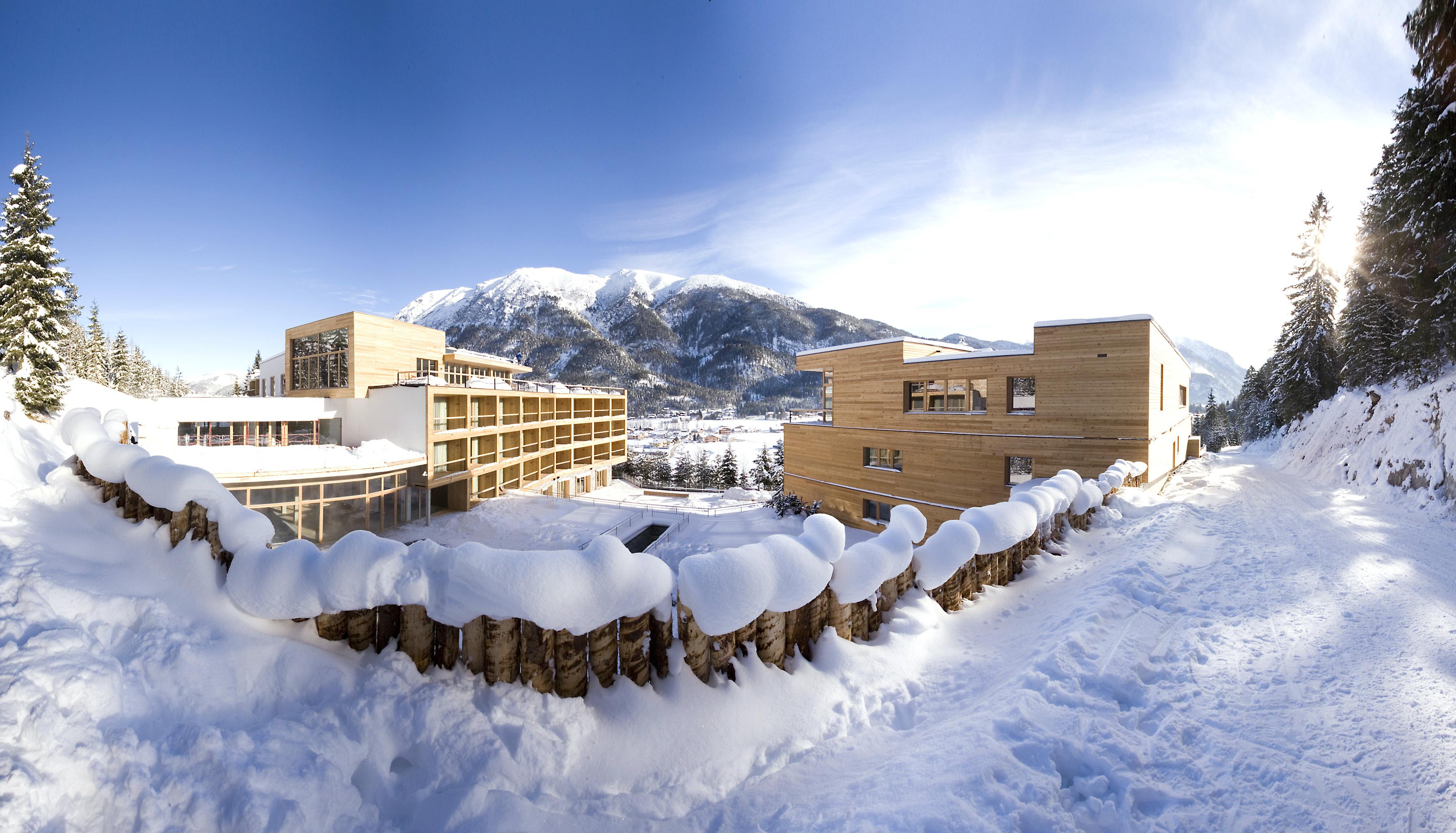 Das kronthaler dem himmel so nah astroheute for Design hotel achensee