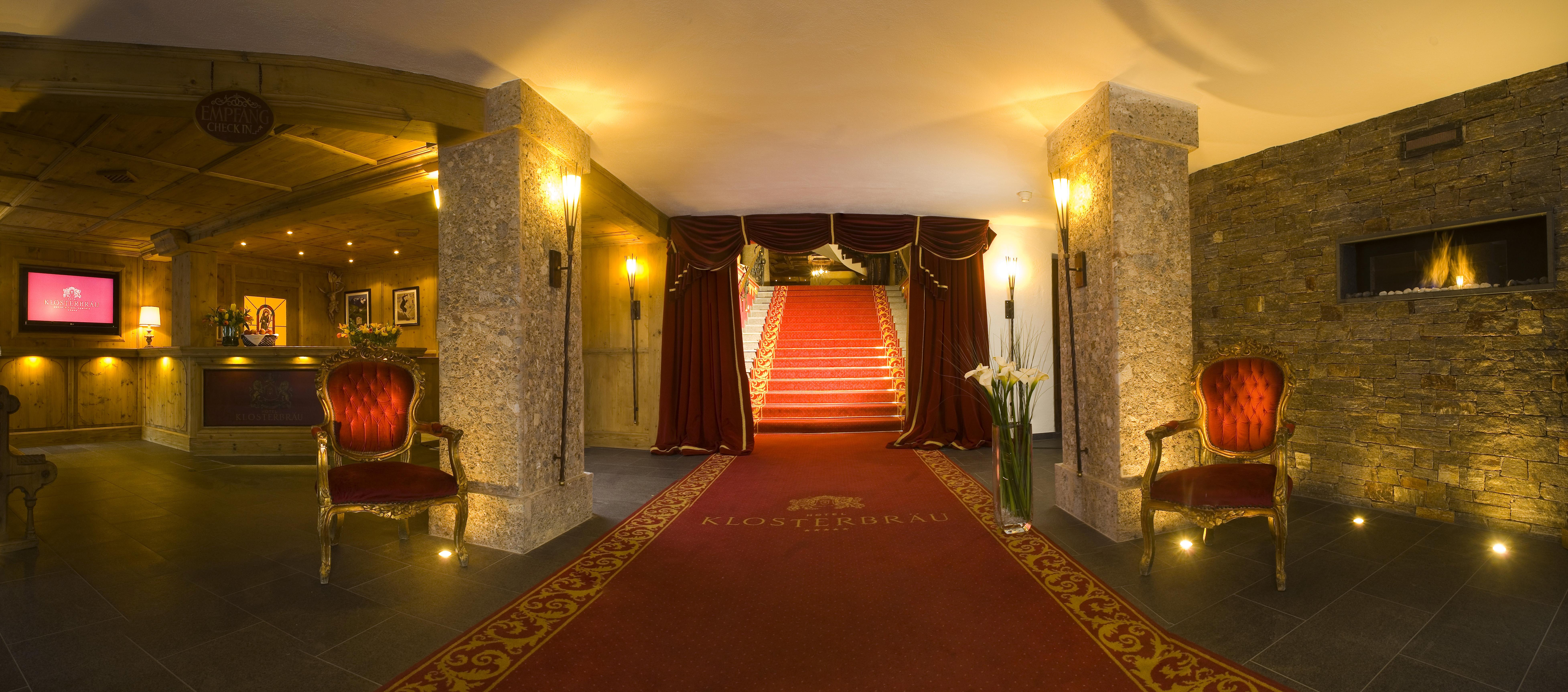 Klosterbräu Eingang